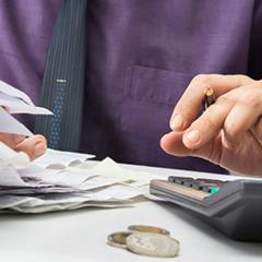 handling payroll