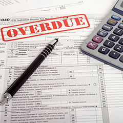 What to Do If You Haven't Filed Last Year's Tax Return or Can't Pay the Bill