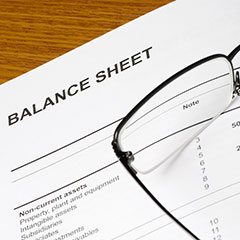 Debtors' Balance Sheet Not Reliable Indicator