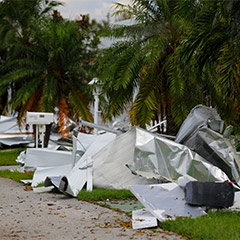 IRS helps out Hurricane Irma victims