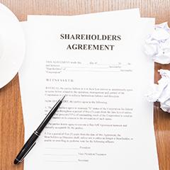 Shareholder Disputes