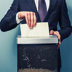 Save or Shred? Follow These Recordkeeping Guidelines
