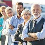 Benefit from the Rising Average Age of American Workers