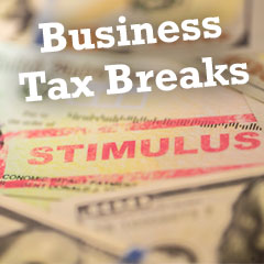 New Law Adds and Extends Tax Breaks